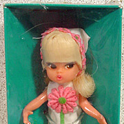 Never Removed From Box Hasbro Dolly Darlings, 1967!