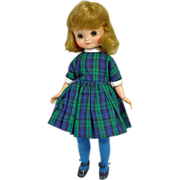 "American Character 8"" Betsy McCall in Schoolgirl, 1960"