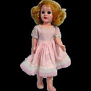 Vintage  Sandra Sue Doll, 1956 Richwood Toys