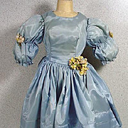 Rare Madame Alexander Cissy Day Dress, 1950's