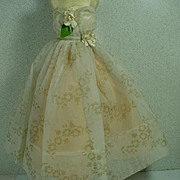 Vintage Madame Alexander Elise Size Evening Gown, 1950's