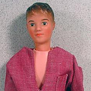 "Rare British Paul 11"" Fashion Doll, Sindy's Boyfriend, 1965"