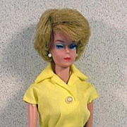 Barbie Bubble Cut #6 w/ Original Cheek Blush, Mattel,1963