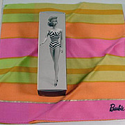 Barbie Cotton Scarf in the Original Box