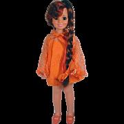 Ideal 1969 Growin' Hair Crissy Doll