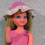 Mattel 1966 Tutti Doll, Barbie's Little Sister!