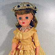 "Effanbee Happy Family 20"" Fashion Doll 1950's"