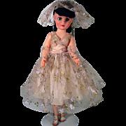 """Original Royal Doll 19"""" Fashion Doll, 1950's!!"""
