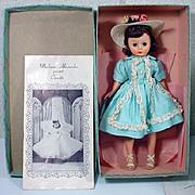 MIB Vintage Madame Alexander Cissette Doll, 1957