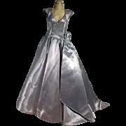 Vintage Madame Alexander Cissy Evening Gown, 1950's