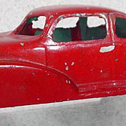 Antique Die Cast Toy Car, 1920's
