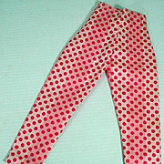 Vintage Madame Alexander Cissy Size Jane Miller Slacks, 1950's