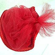 Vintage Madame Alexander Elise Size Cocktail Hat, 1950's