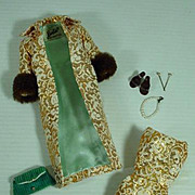 Vintage Barbie Outfit, Evening Splendour, Mattel, 1960