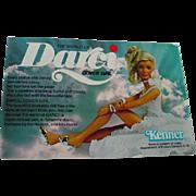 Kenner Darci Doll Fashion Booklet, 1980