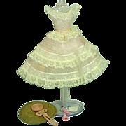 Vintage Barbie Plantation Belle Outfit, Mattel, 1960