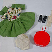 American Character Betsy McCall Outfit, Bon Voyage, 1960