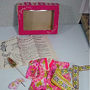 Rare Vogue Ginny Oriental Outfit Complete w/ Box, 1965