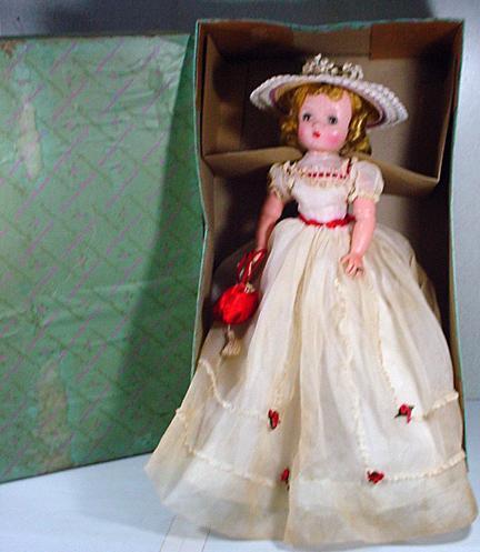 madame alexander doll dating