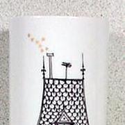 Whimsical Rothenthal Studio-Line Porcelean Vase, Desgined by Peynet, 1950's