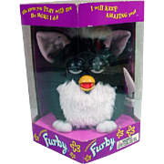 NRFB Electronic Furby, Tiger, 1998, First Issue