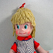 Mattel Talking Sister Belle, 1961