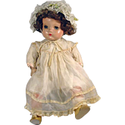 "Madame Alexander 24"" Little Genius Composition & Cloth Baby Doll, 1930's"