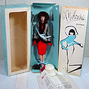 "MIB Mdvanii Doll by Billyboy, ""Tour Eiffel"" FAO SCHWARZ Exclisive, 1991"