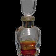 Vintage Coty Perfume Imprevu, France