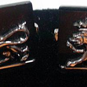 Men's Vintage Swank Cuff Links, 1960's