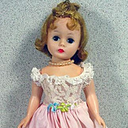 Vintage Madame Alexander Cissette Doll, 1950's