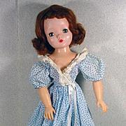 Vintage Madame Alexander Cissy,  1950's