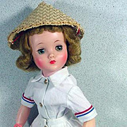 Madame Alexander Elise Doll in Yachting Ensemble, 1950's