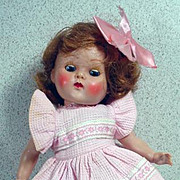 Charming Strung Vogue Ginny Doll, 1951