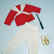American Character Cricket Outfit, Ship Ahoy, 1965