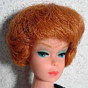 Titian Bubble Cut Barbie, 1964, Mattel