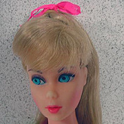 Mattel 1970 Standard Barbie in Original Suit