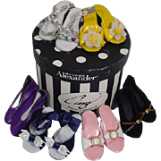 Madame Alexander Cissy Shoe Pack, Complete