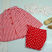 Madame Alexander Cissy Size 4 Piece Summer Outfit