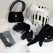 Madame Alexander Cissy Hat Box Set, 1990's