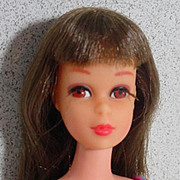 Vintage 1967 Twist 'N Turn Francie Doll, Mattel
