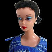 Brunette #4 Ponytail Barbie Doll, Mattel, 1960