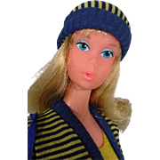 Mattel Sweet 16 Barbie, 1974, in Get-Ups 'N Go Outfit