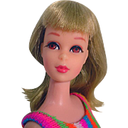 Mattel 1967 Twist 'N Turn Francie Doll