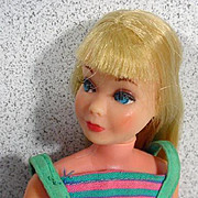 Mattel TNT Blond Skipper Doll, 1968