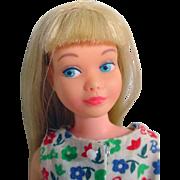 Vintage Mattel Bend Leg Skipper, 1966 Pink Skin Tone