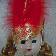 "Cosmopolitan 8"" Ginger in Drum Majorette Outfit, 1956"