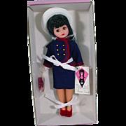"Madame Alexander Marlo Thomas ""That Girl"" 9"" Doll MIB"