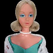 Mattel Deluxe Quick Curl Barbie, 1976