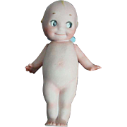 Antique Rose O'Neill Bisque Kewpie Doll